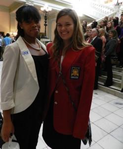 Atlanta Capitol Students
