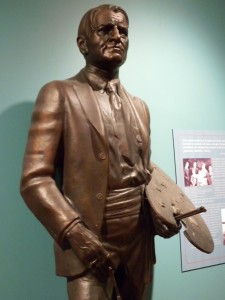 Charlie Russell statue