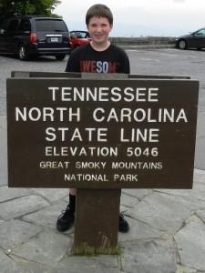 12 NC TN State Line Sam