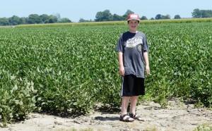 23 Sam Soybean Field