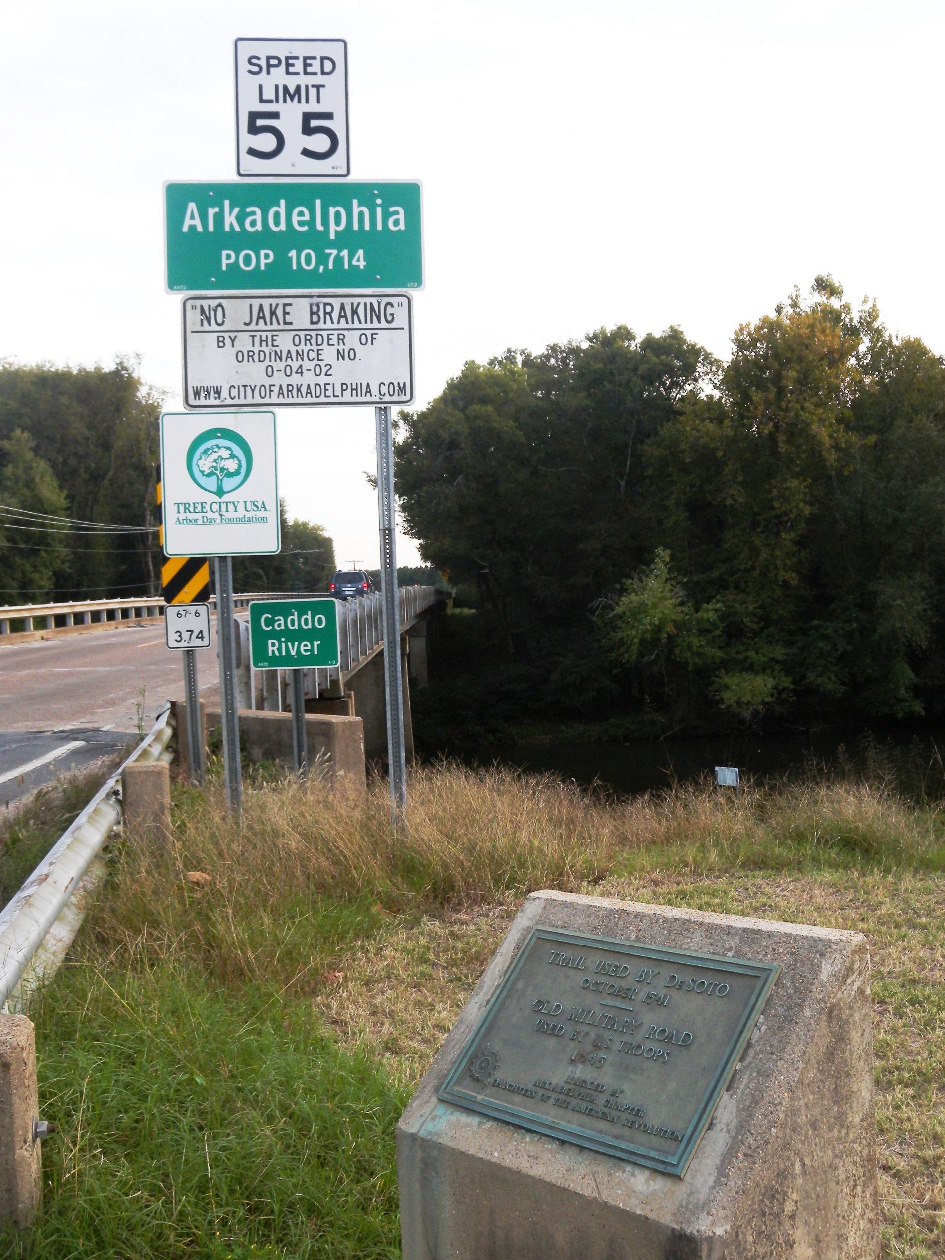 02  De Soto marker location