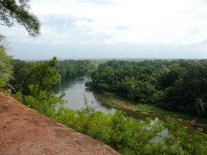 04 Ouachita River from Bluff
