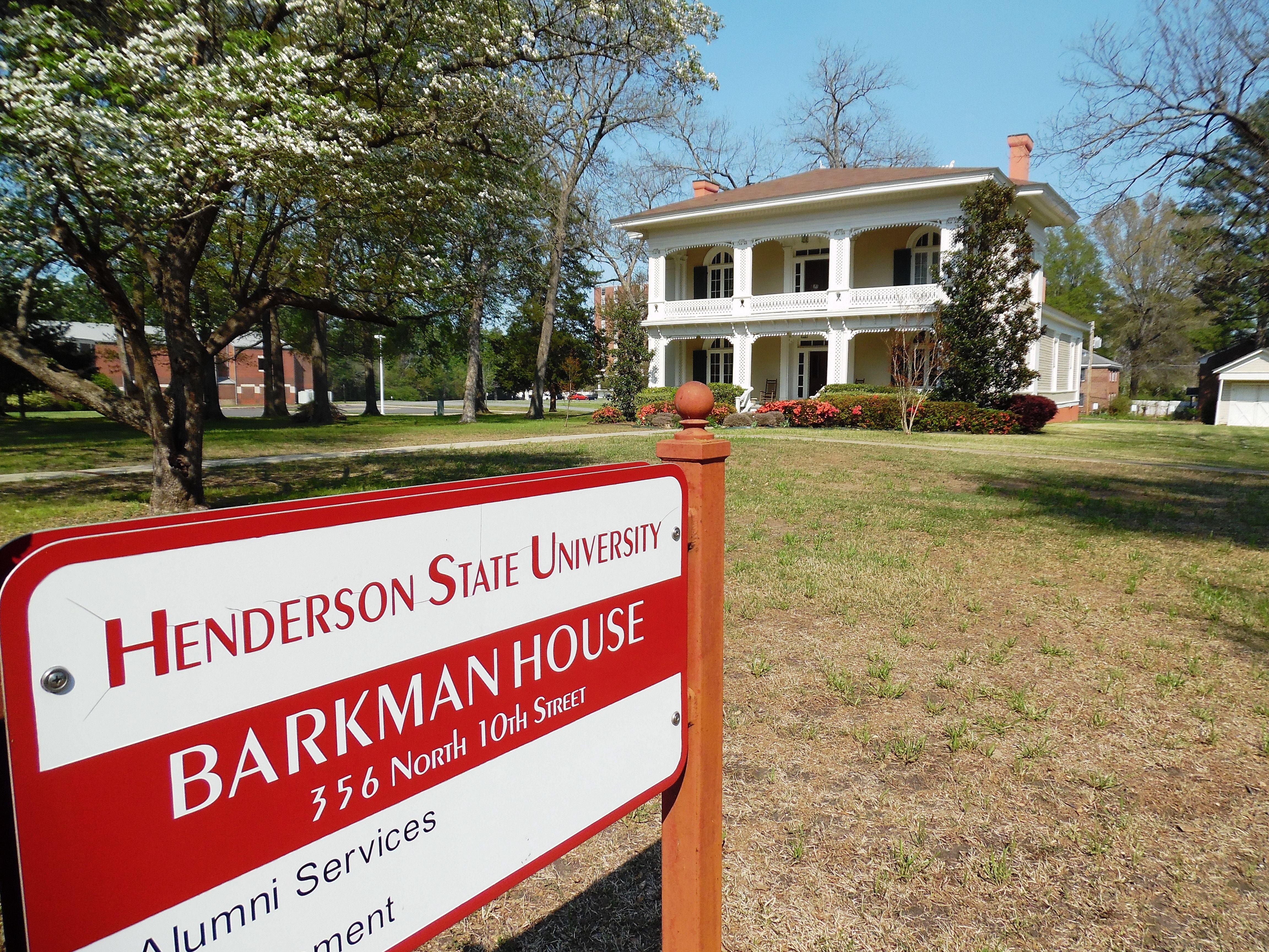 Barkman House Arkadelphia