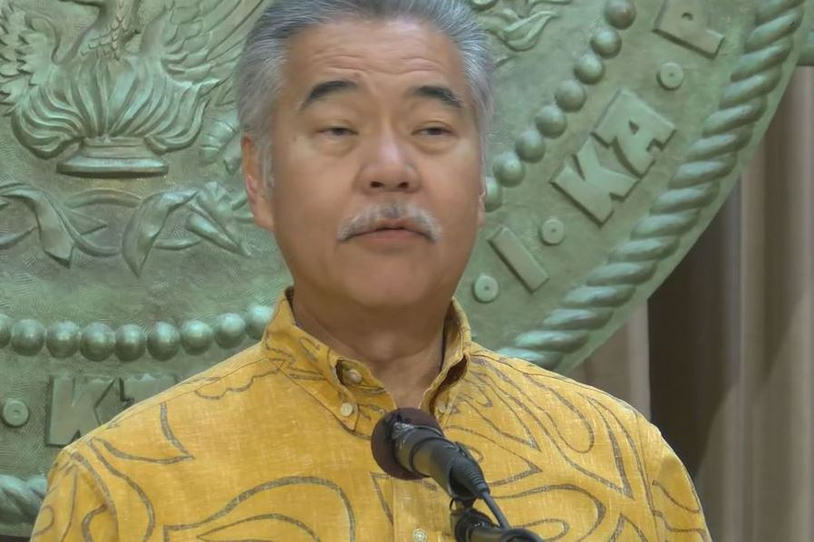 13.hawaii gov David Ige