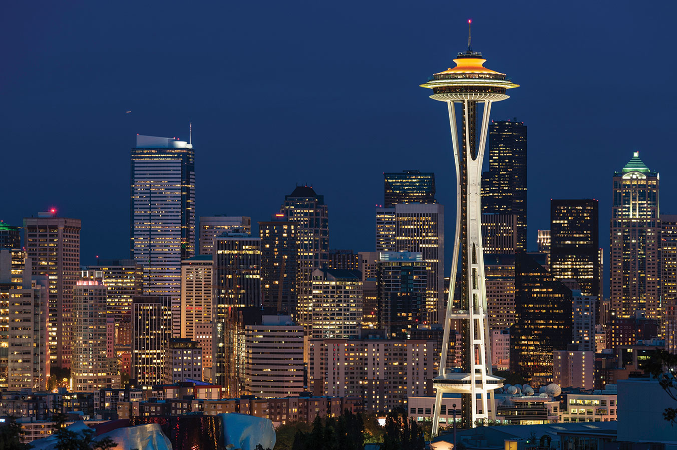13.space needle