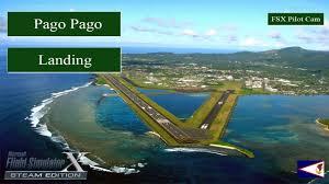 16 pago pago landing