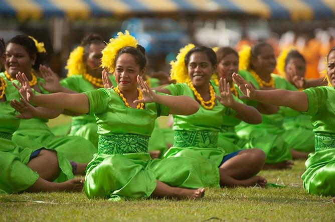 17.samoan dance