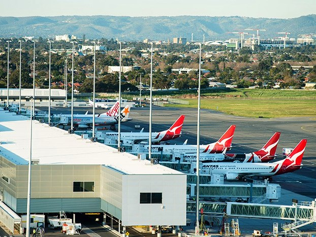 28.adelaide airport hills