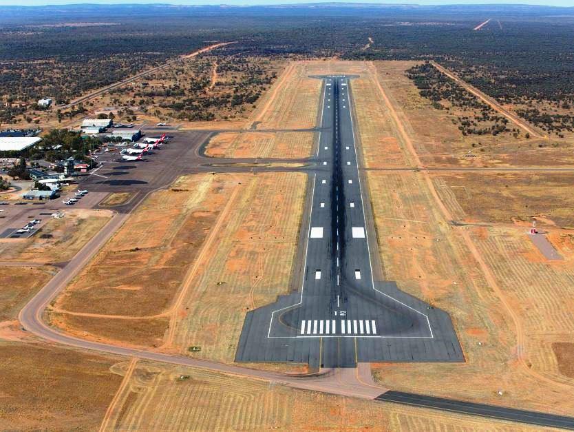 28.alice airport runway