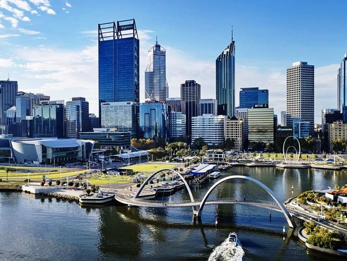 31.perth downtown water