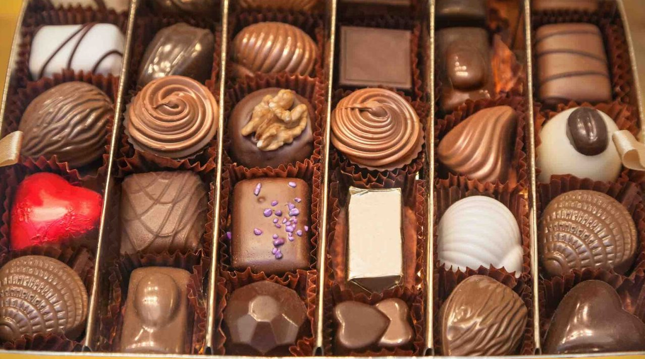 Chocolates Box.C