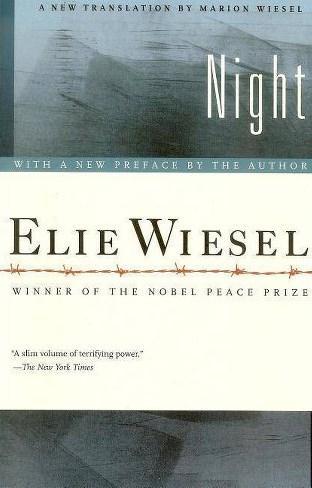 Night by Elie Wiesel.c