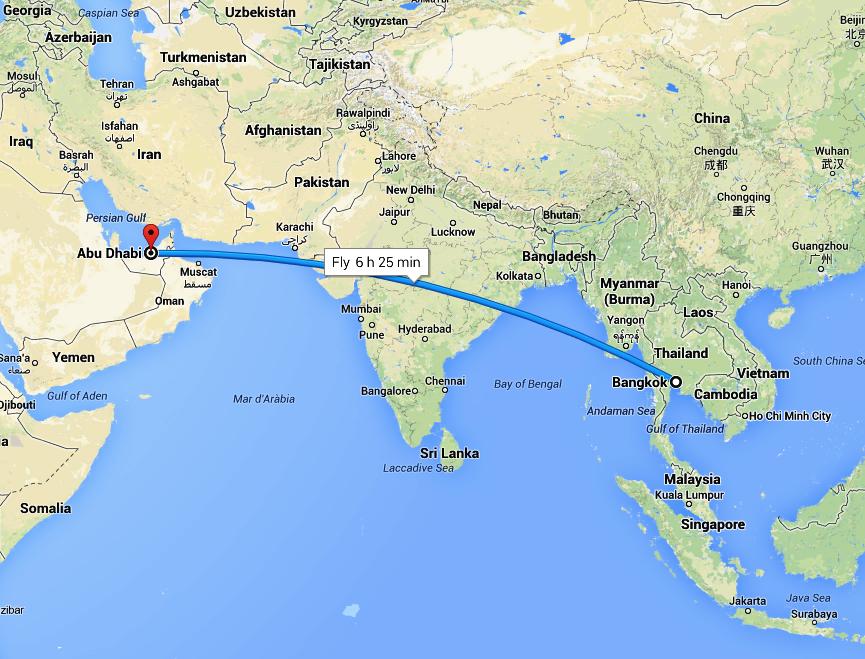 05.map flight 1