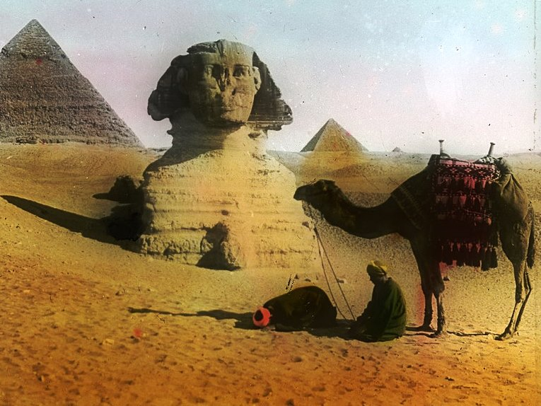 08. sphinx and co