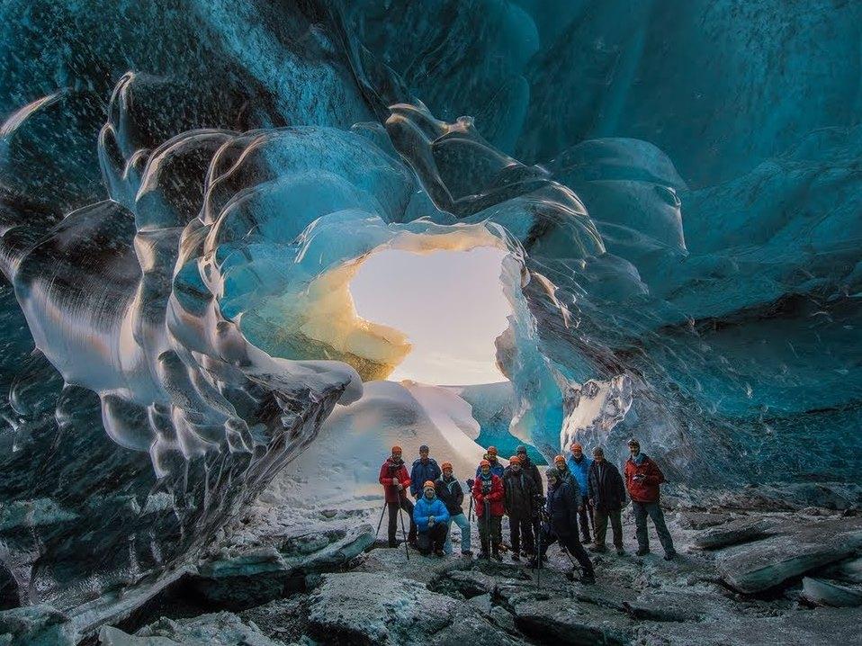 11.ice cave tour