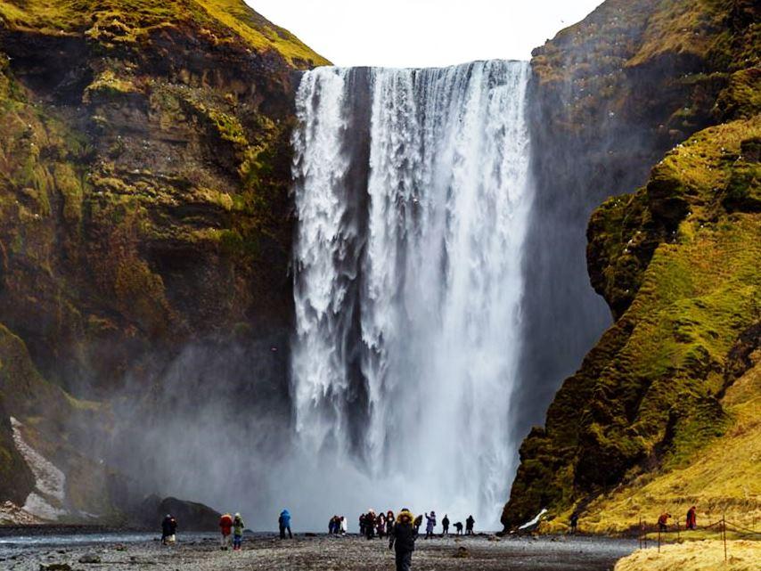 11.waterfall
