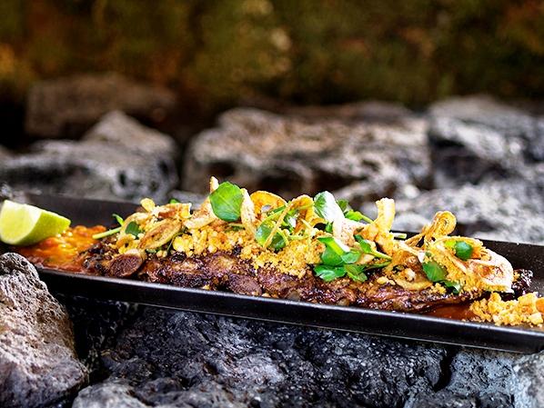 12.food grill dish