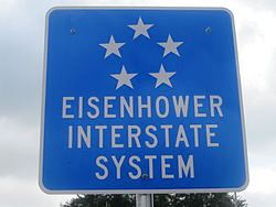 14. interstate sign