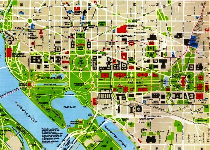 15.dc map streets