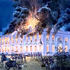 09.23.burning of white house