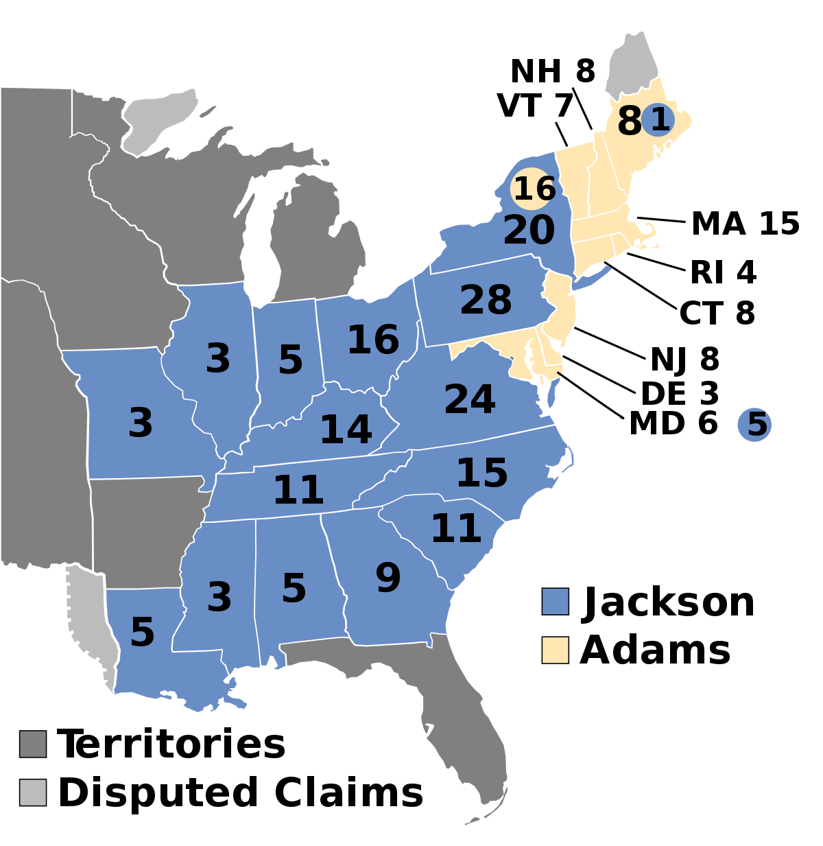 09.25.1828 electoral