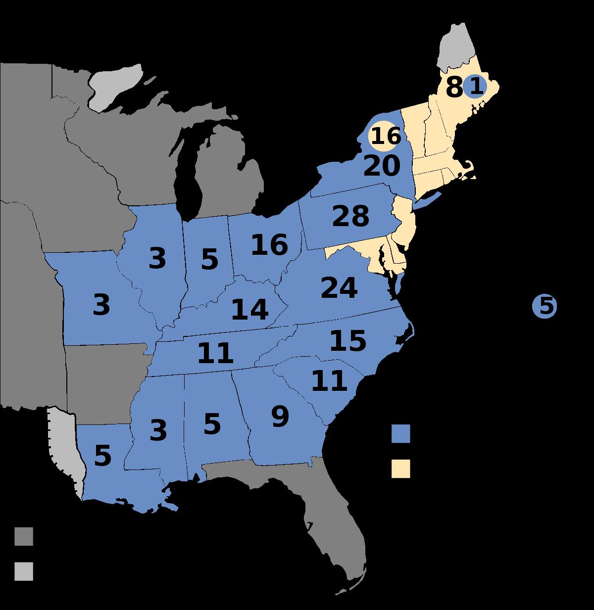 09.26. 1828 electoral