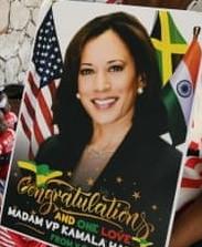 Jamaica celebrates Kamala