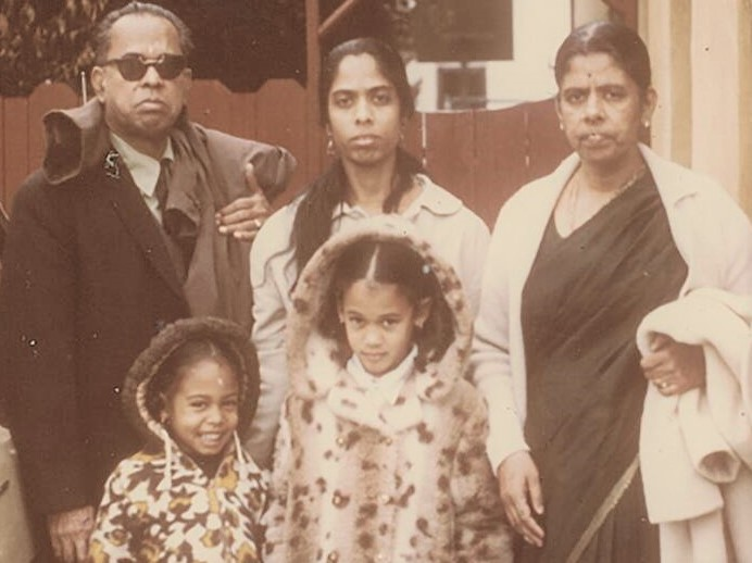 Kamala Grandparents